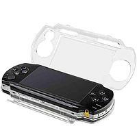 Чехол защитный пластиковый Crystal Case Sony PSP Slim 2000/3000, прозрачный, фото 1