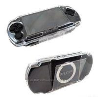 Чехол защитный пластиковый Sony PSP 1000 Fat Crystal Case, прозрачный, фото 1