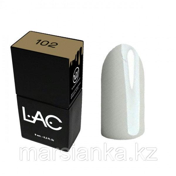 Гель лак LAC 102, 9мл