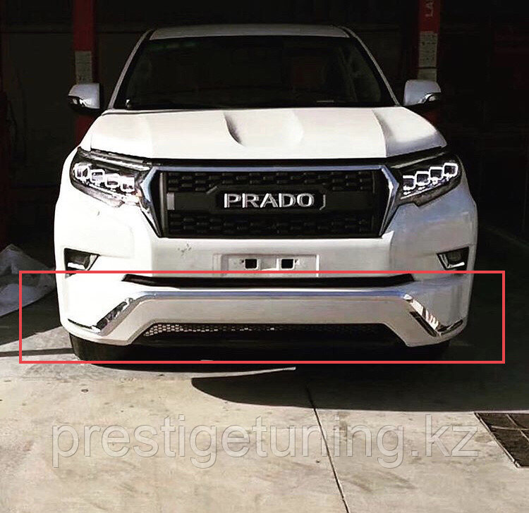 Аэродинамический обвес Executive на Prado 2017-
