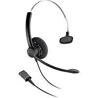 Plantronics Practica SP11-QD - Гарнитура телефонная с разъемом QD