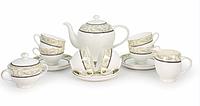 Людовик чайный сервиз (светлый)