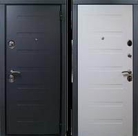 Входная металлическая дверь модель ПианоГрафит