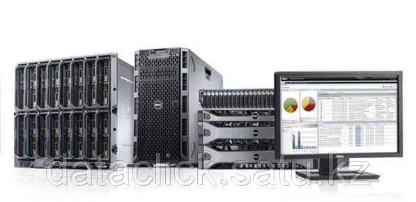 Сервер Dell PowerEdge T130 (Tower, Xeon E3-1270 v6, 3800 МГц, 8 Мб, 4 ядра)