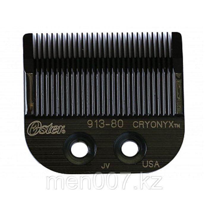 """Нож запасной для машинки """"OSTER PRO POWER-606"""", 0,25\2,4 мм с мелким шагом, черный"""