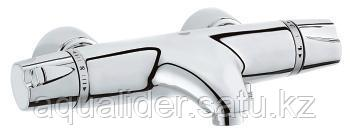 Смеситель для ванны GTR 3000+ Смеситель для ванны (кор.) ТЕРМО, фото 2