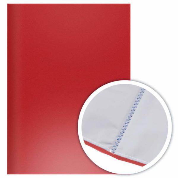 Папка 20 вкладышей A4 Dolce Costo  красная