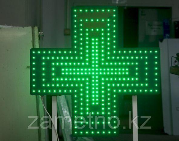 Аптечный крест с динамикой