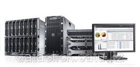 "Сервер Dell PowerEdge T30 210-AKHI-11 (Tower, Xeon E3-1225 v6, 3300 МГц, 8 Мб, 4 ядра, 3.5"", 6 шт, Без ОЗУ, 1x"