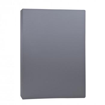 Папка с 30 прозр.вклад. Silwerhof Basic 255068-11 A4 0.5мм серый