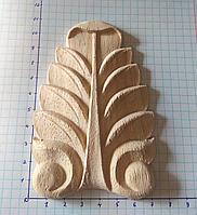 Розетка дерево, фото 1