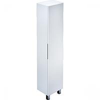 Пенал для ванной комнаты IDDIS напольный белый  40 см,Custo