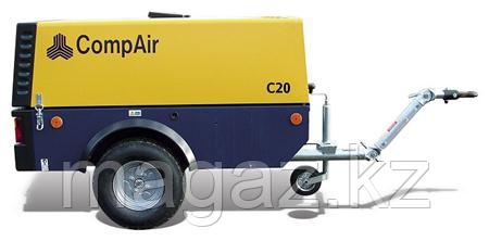 Компрессор дизельный CompAir C20, фото 2