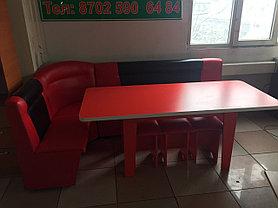 Кухонный уголок в Алматы и Нур-Султан (Цвета на ваш вкус), фото 3
