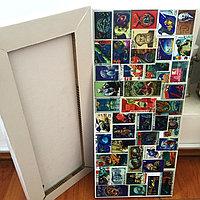 Картины на картоне - быстро и качественно 2