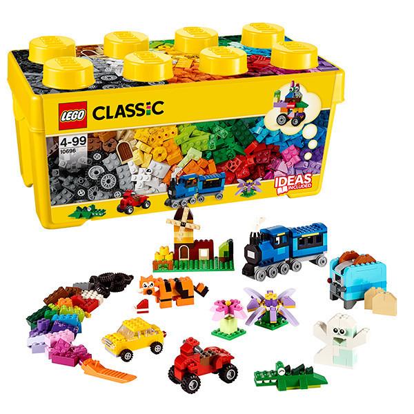 Игрушка Лего Классика (Lego Classic) Набор для творчества среднего размера