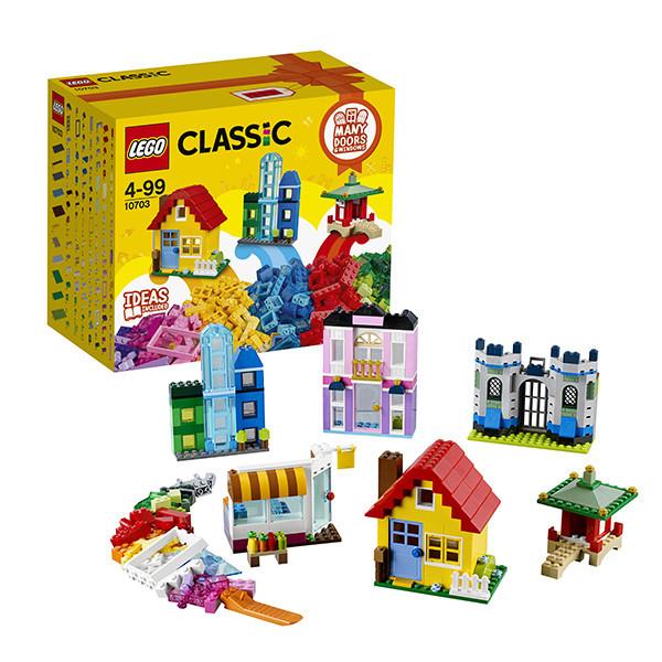 Игрушка Лего Классика (Lego Classic) Набор для творческого конструирования
