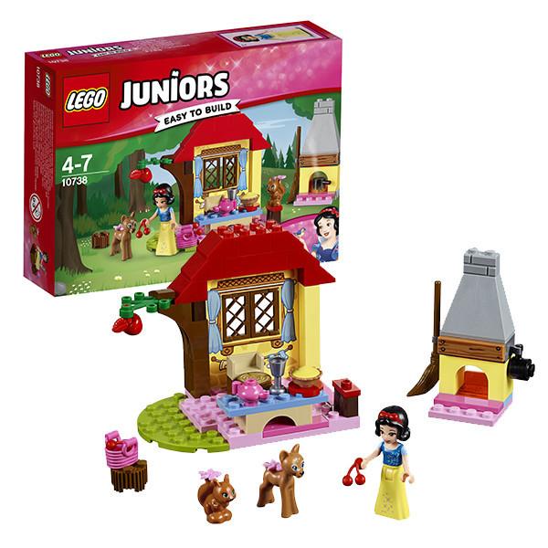 Игрушка Лего Джуниорс (Lego Juniors) Лесной домик Белоснежки™