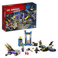 Игрушка Лего Джуниорс (Lego Juniors) Нападение Джокера на Бэтпещеру™, фото 1
