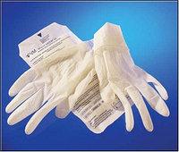 Перчатки латексные стерильные неопудренные