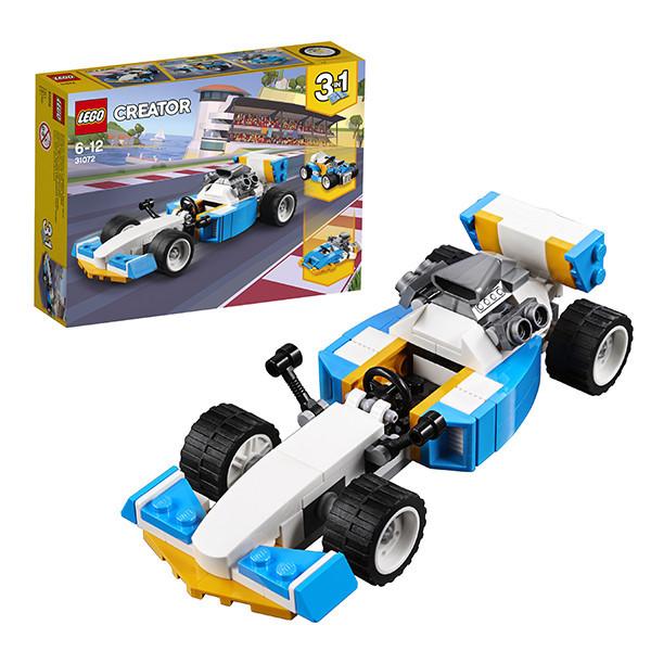 Игрушка Лего Криэйтор (Lego Creator) Экстремальные гонки