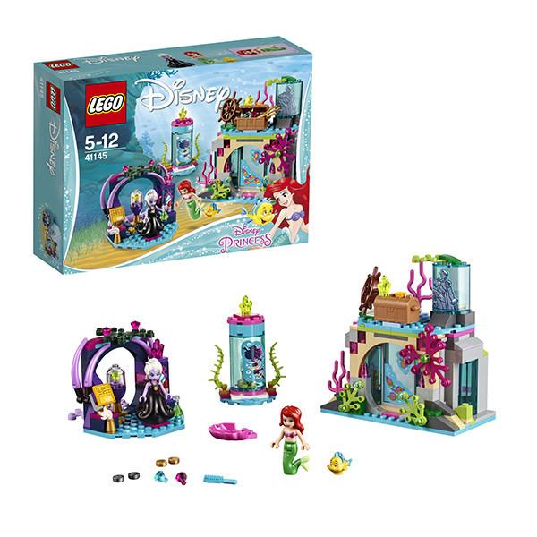 Игрушка Лего Принцессы Дисней (Lego Disney Princess) Ариэль и магическое заклятье™