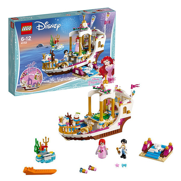 Игрушка Лего Принцессы Дисней (Lego Disney Princess) Королевский корабль Ариэль™