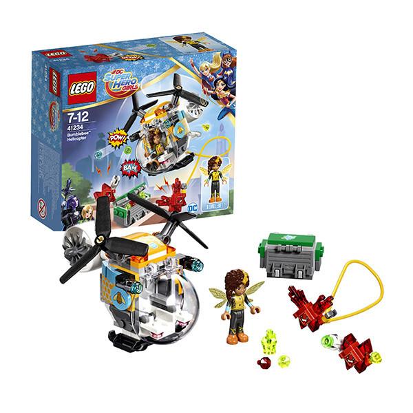 Игрушка Лего Супергёрлз (Lego Super Hero Girls) Вертолёт Бамблби™