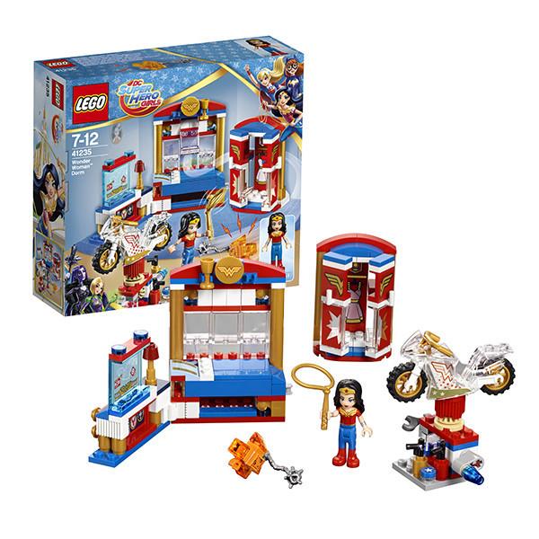 Игрушка Лего Супергёрлз (Lego Super Hero Girls) Дом Чудо-женщины™