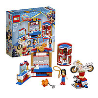 Игрушка Лего Супергёрлз (Lego Super Hero Girls) Дом Чудо-женщины™, фото 1
