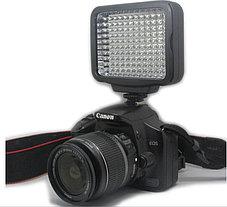 LED-5009 Накамерный диодовый прожектор , фото 3