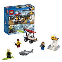 Игрушка Лего Город (Lego City) Набор для начинающих Береговая охрана, фото 1