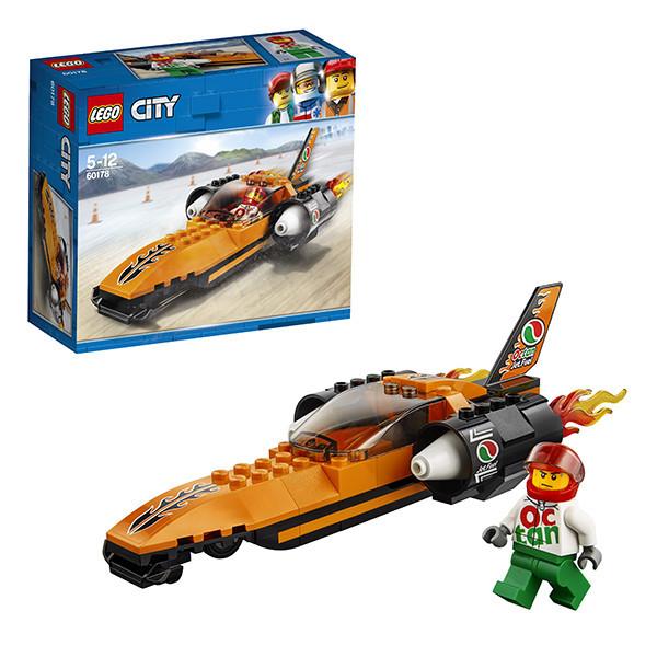 Игрушка Лего Город (Lego City) Гоночный автомобиль