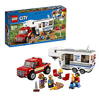 Игрушка Лего Город (Lego City) Дом на колесах, фото 1