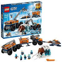 Игрушка Лего Город (Lego City) Арктическая экспедиция Передвижная арктическая база, фото 1