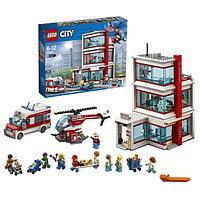 Игрушка Лего Город (Lego City) Городская больница, фото 1