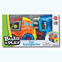 Build & Play Машинка-транспортер, фото 1