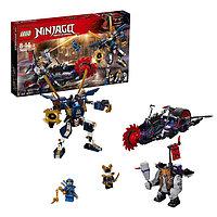 Игрушка Лего Ниндзяго (Lego Ninjago) Киллоу против Самурая Икс, фото 1