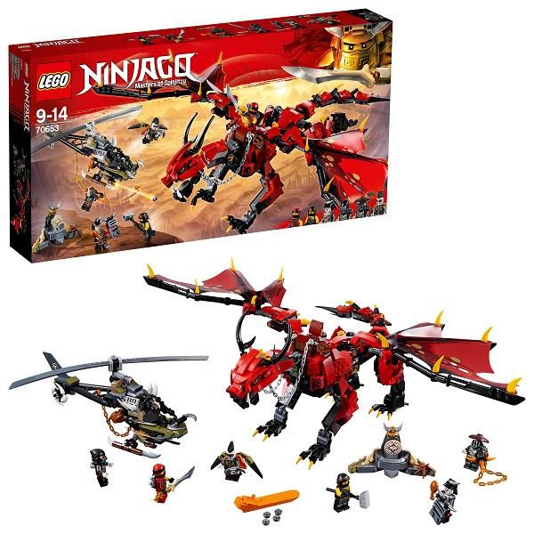 Игрушка Лего Ниндзяго (Lego Ninjago) Первый страж