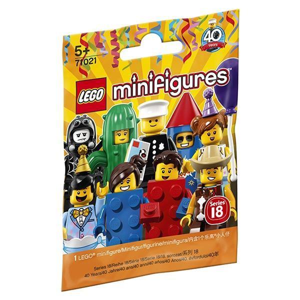 Игрушка Минифигурки Лего (Lego Minifigures), Юбилейная серия