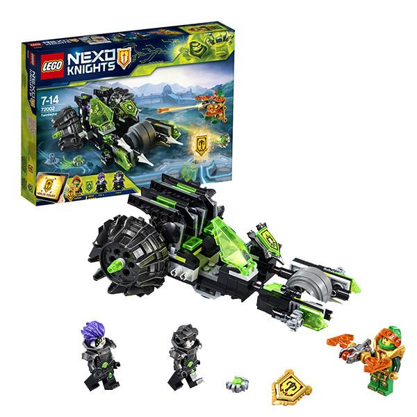 Игрушка Лего Нексо (Lego Nexo Knights) Боевая машина близнецов