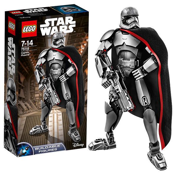 Игрушка Лего Звездные войны (Lego Star Wars) Капитан Фазма™