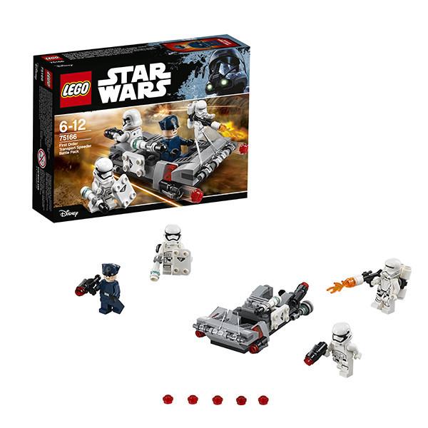 Игрушка Лего Звездные войны (Lego Star Wars) Спидер Первого ордена™