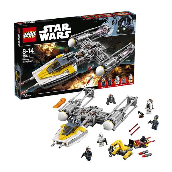 Игрушка Лего Звездные войны (Lego Star Wars) Звёздный истребитель типа Y™