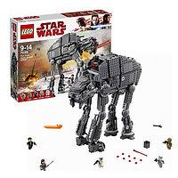 Игрушка Лего Звездные войны (Lego Star Wars) Штурмовой шагоход Первого Ордена™, фото 1