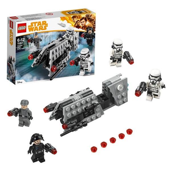Игрушка Лего Звездные войны (Lego Star Wars) Боевой набор имперского патруля™