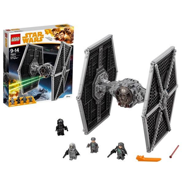 Игрушка Лего Звездные войны (Lego Star Wars) Имперский истребитель СИД™