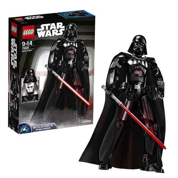 Игрушка Лего Звездные войны (Lego Star Wars) Дарт Вейдер™