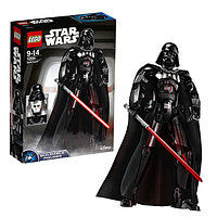 Игрушка Лего Звездные войны (Lego Star Wars) Дарт Вейдер™, фото 1