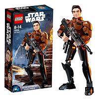 Игрушка Лего Звездные войны (Lego Star Wars) Хан Соло™, фото 1